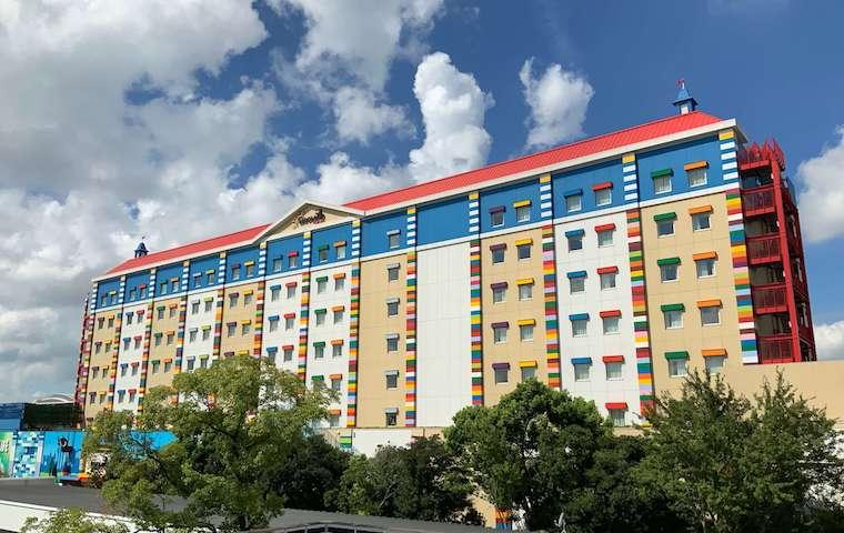 レゴランド・ジャパンのホテル
