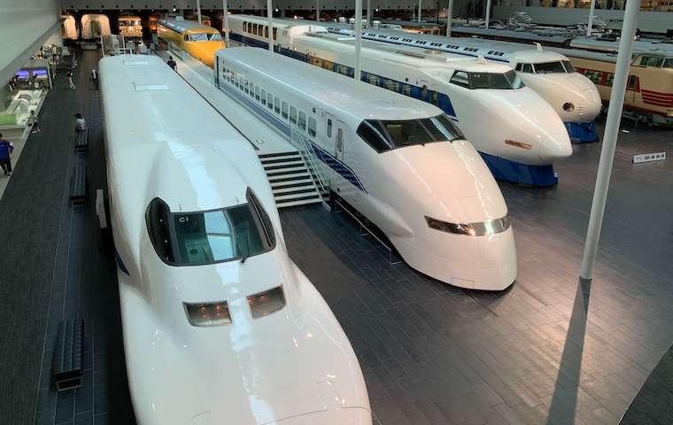 リニア・鉄道館の展示車両