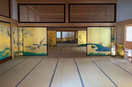 名古屋城の本丸御伝