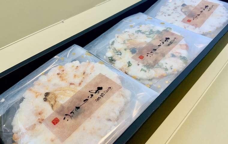 田原銘菓あさりせんべい(菓子蔵せき) | NAGOYA
